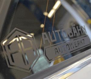 Autobahn Autowerkz Stickers